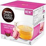 Dosette Dolce Gusto Nestle Nescafé Tea Macaron Green