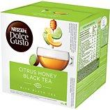 Dosette Dolce Gusto Nestle Nescafé Tea Citrus honey black x16