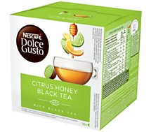 Dosette Dolce Gusto Nestle Nescafé Tea Citrus honey black x16