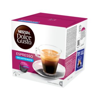 nestle nescaf espresso d ca dolce gusto accessoire et consommable caf th boulanger. Black Bedroom Furniture Sets. Home Design Ideas