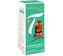Capsules Nestle  Special.T Thé Mandarin Peach x10