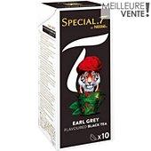 Capsules Nestle Special.T Thé Noir Earl Grey x10