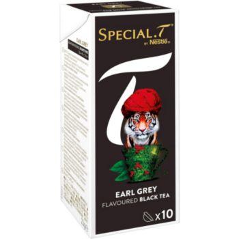 Nestle Special.T Thé Noir Earl Grey x10