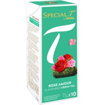 Nestle Special.T Thé vert Rose Amour x10