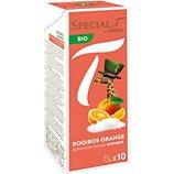 Capsules Nestle  Special.T Thé Rooibos Orange x10