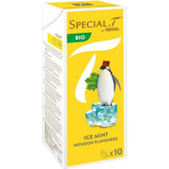 Nestle Special.T Infusion Ice Mint x10