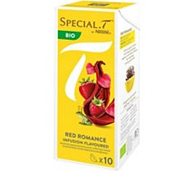 Capsules Nestle  Special.T Infusion Red Romance x10