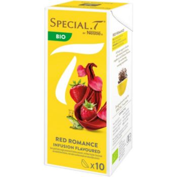 Nestle Special.T Infusion Red Romance x10