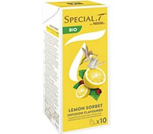 Capsules Nestle  Special.T Infusion Lemon Rose Sorbet x10