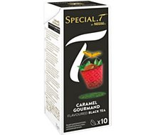 Capsules Nestle Special.T_Thé Noir Caramel Gourmand x 10