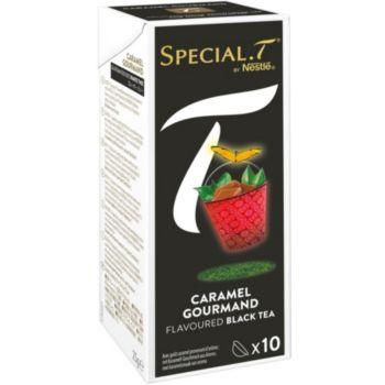 Nestle Special.T_Thé Noir Caramel Gourmand x 10
