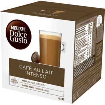 Nestle DOLCE GUSTO CAFÉ AU LAIT INTENSO