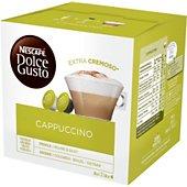 Capsules Nestle Nescafé Cappuccino Dolce Gusto New