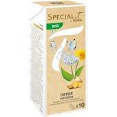 Capsules Nestle Infusion Bio Détox
