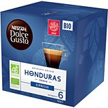Capsules Nestle  Nescafé Espresso Honduras Bio DolceGusto