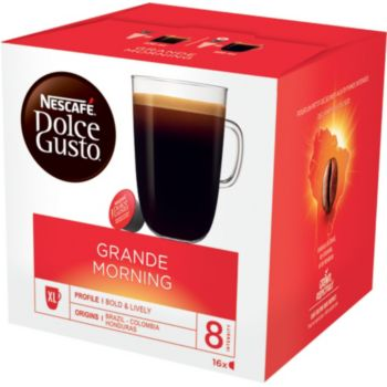 Nestle DOLCE GUSTO GRANDE MORNING