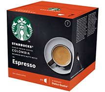 Capsules Nestle  STARBUCKS BY DOLCE GUSTO