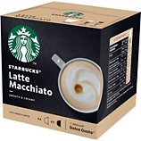 Capsules Nestle  STARBUCKS BY DOLCE GUSTO LATTE MACCHIATO
