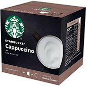 Capsules Nestle STARBUCKS BY DOLCE GUSTO CAPPUCCINO