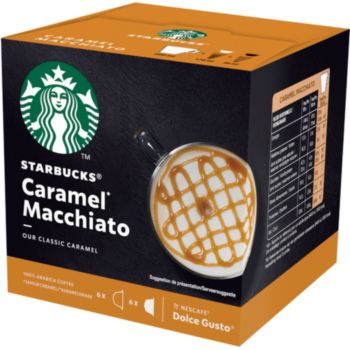 Nestle STARBUCKS BY DOLCE GUSTO