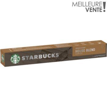Nestle STARBUCKS® by Nespresso® House Blend