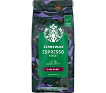 Café en grain Nestle  STARBUCKS GRAINS ESPRESSO ROAST 450G