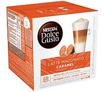 Capsules Nestle  Nescafé Latte Macchiato Caramel Dolce G