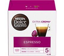 Capsules Nestle  DOLCE GUSTO ESPRESSO