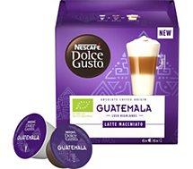 Capsules Nestle  Nescafé Latte macchiato Guatemala BIO