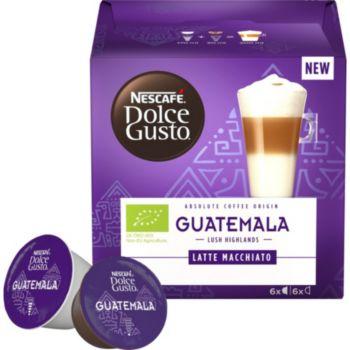 Nestle Nescafé Latte macchiato Guatemala BIO