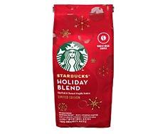 Café en grain Nestle  STARBUCKS GRAINS HOLIDAY BLEND