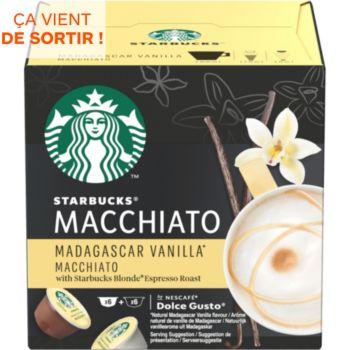 Nestle STARBUCKS BY DOLCE GUSTO VANILLE MACCHIA