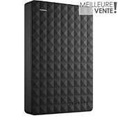 Disque dur externe Seagate 2.5'' 1To Expansion Portable Drive