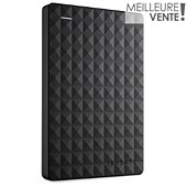 Disque dur externe Seagate 2.5'' 2To Expansion Portable Drive