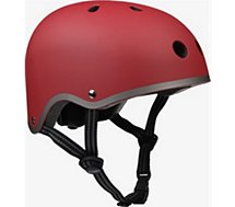 Casque Micro Mobility rouge taille M