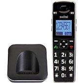 Téléphone sans fil Switel Téléphone Additionnel amplifié D7010 Vit