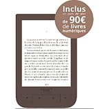 Livre electronique TEA LISEUSE EBOOKS TOUCH HD BROWN EDITION