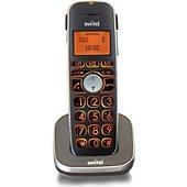 Téléphone sans fil Switel D10 Combiné supplémentaire pour D100/102