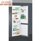 Réfrigérateur combiné encastrable Whirlpool ART66011