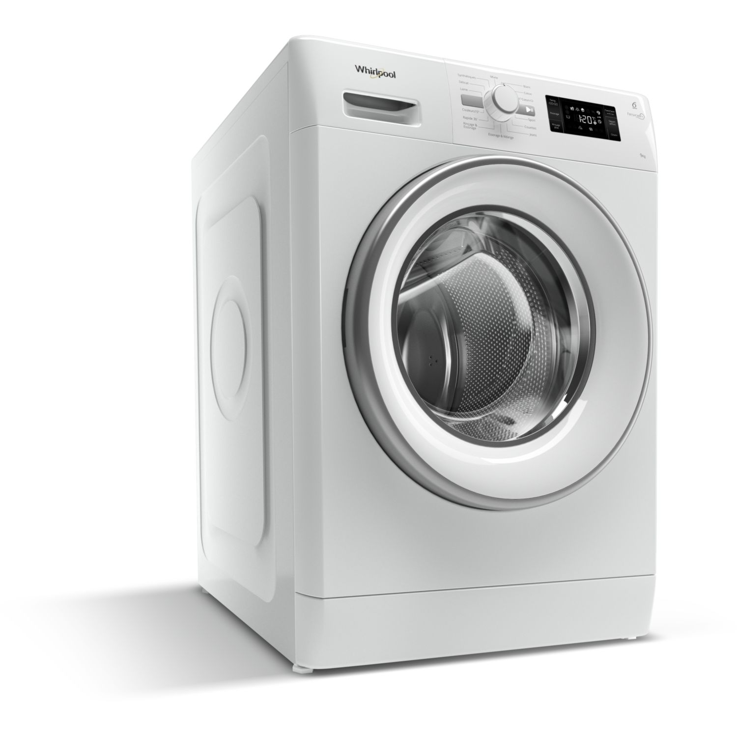Location sur location lave linge frontal whirlpool freshcare fwg91484wsf - Lave linge qui pue ...