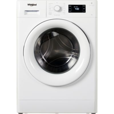 Location Lave linge compact WHIRLPOOL Freshcare FWSG71253WFR