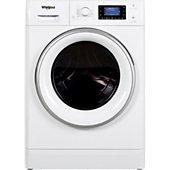 Lave linge séchant hublot Whirlpool FWDD117168WSEU