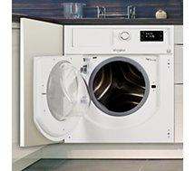 Lave linge séchant hublot Whirlpool  BIWDWG75148EU