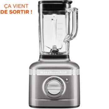 Kitchenaid K400 Artisan Gris Etain