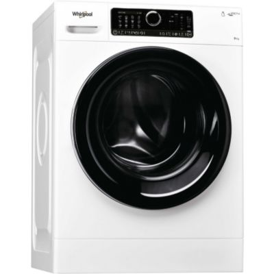 Location Lave linge frontal WHIRLPOOL ZENDOSE 9 SUPREME CARE