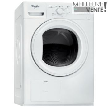 Whirlpool hdlx 80312 s che linge condensation boulanger - Seche linge condensation boulanger ...