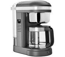Cafetière filtre Kitchenaid  5KCM1209EDG Gris mat