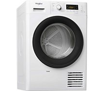 Sèche linge à condensation Whirlpool  FTCHACM118XBBFR