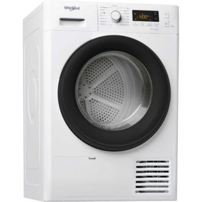Location Sèche linge à condensation Whirlpool FTCHACM118XBBFR