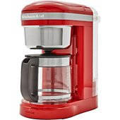 Cafetière filtre Kitchenaid 5KCM1209EER Rouge Empire